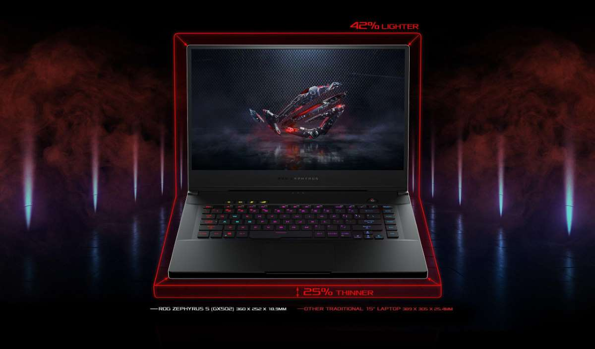 Laptop Asus ROG Zephyrus S GX502GW-ES021T-1