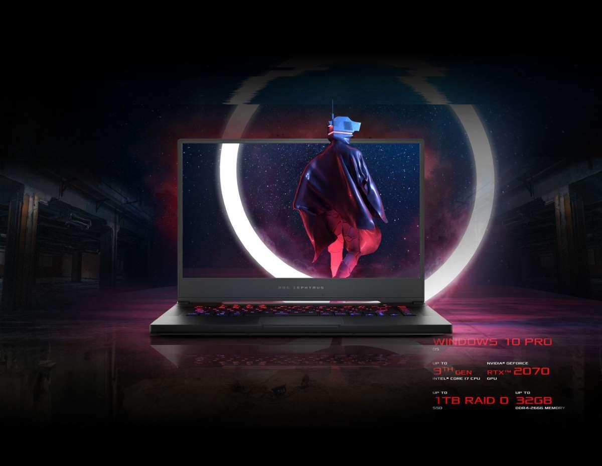 Laptop Asus ROG Zephyrus S GX502GW-ES021T-2