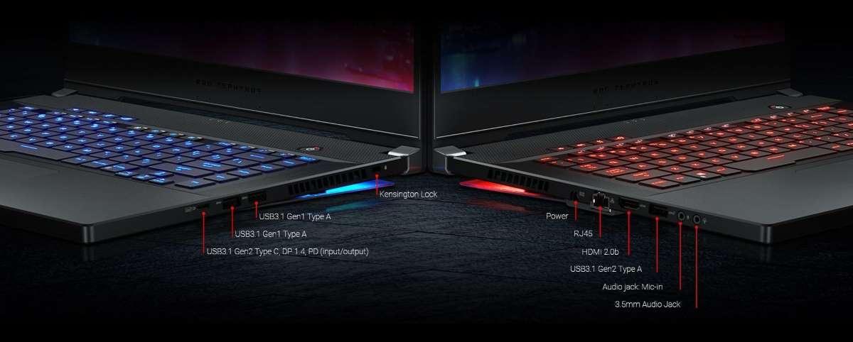 Laptop Asus ROG Zephyrus S GX502GW-ES021T-7