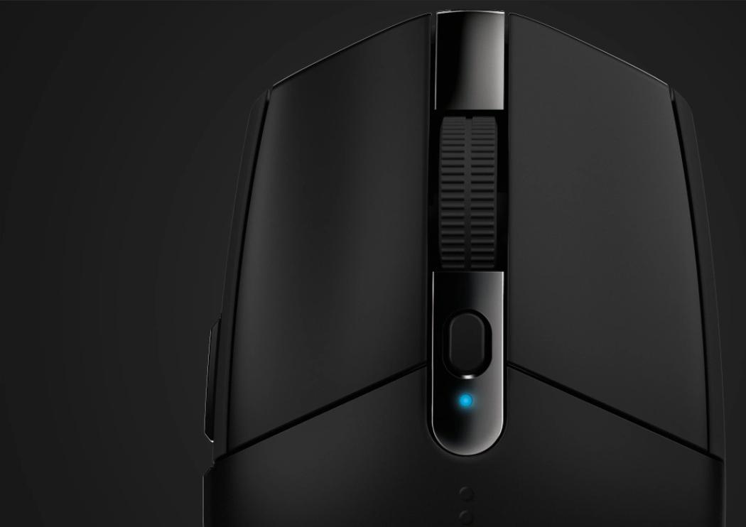 Chuột chơi game Logitech G304 Light Speed Wireless Gaming trang bị nút bấm rất bền bỉ