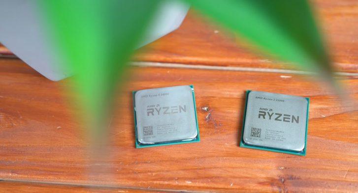 CPU AMD Ryzen 3 3200G