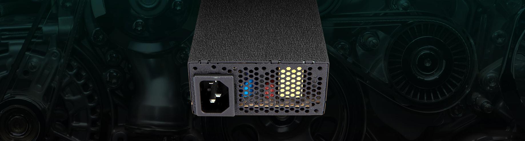 Nguồn FSP Power Supply FlexGURU Series Model FSP250-50FGBBI Active PFC (80 Plus /Flex ATX/Màu Đen) giới thiệu 6