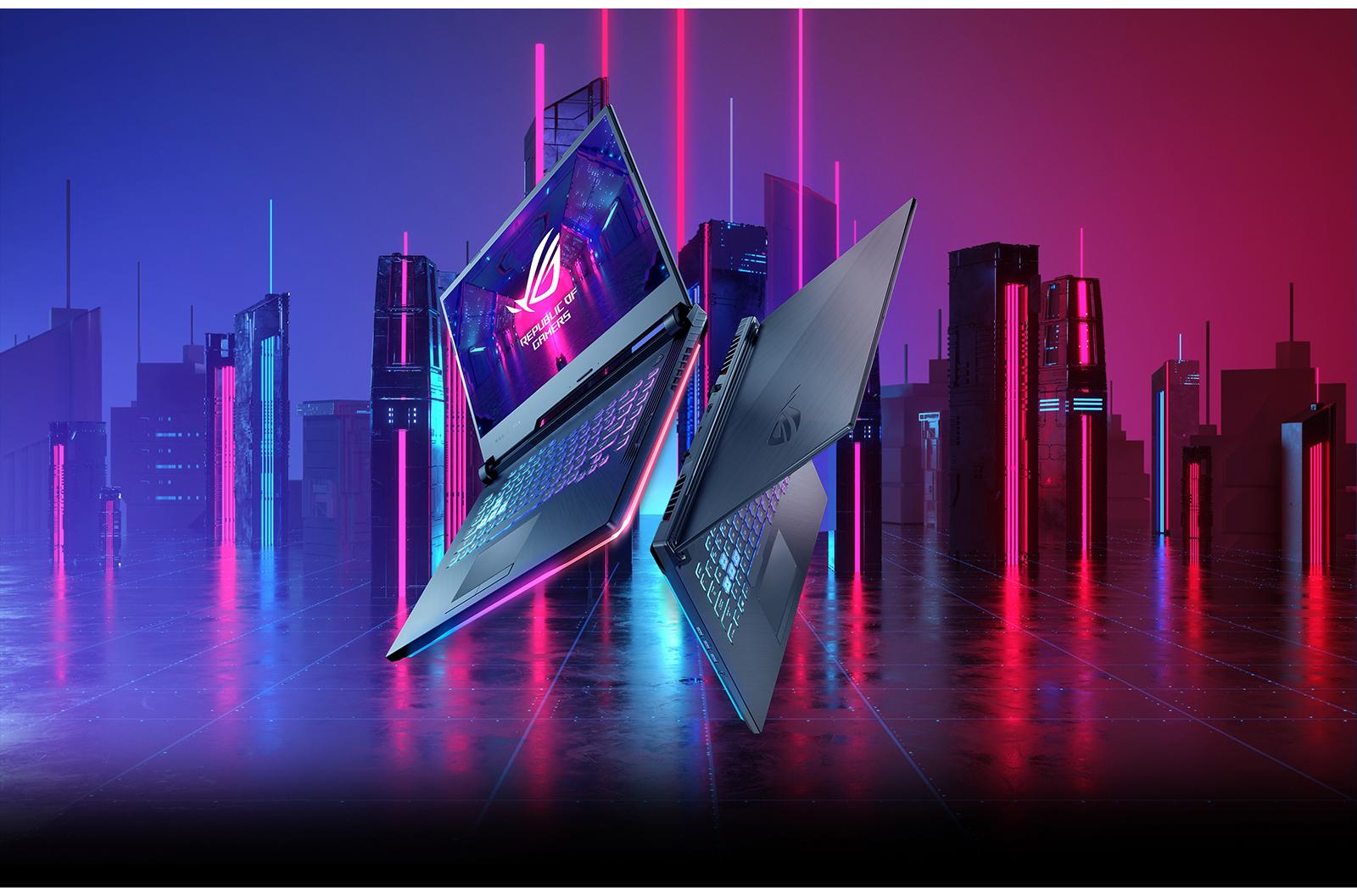 Asus Gaming ROG Strix G512-1