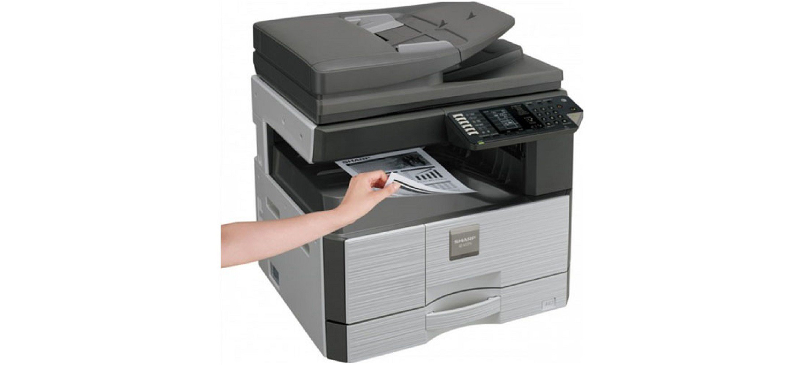 Máy Photocopy Sharp AR-6020DV-2