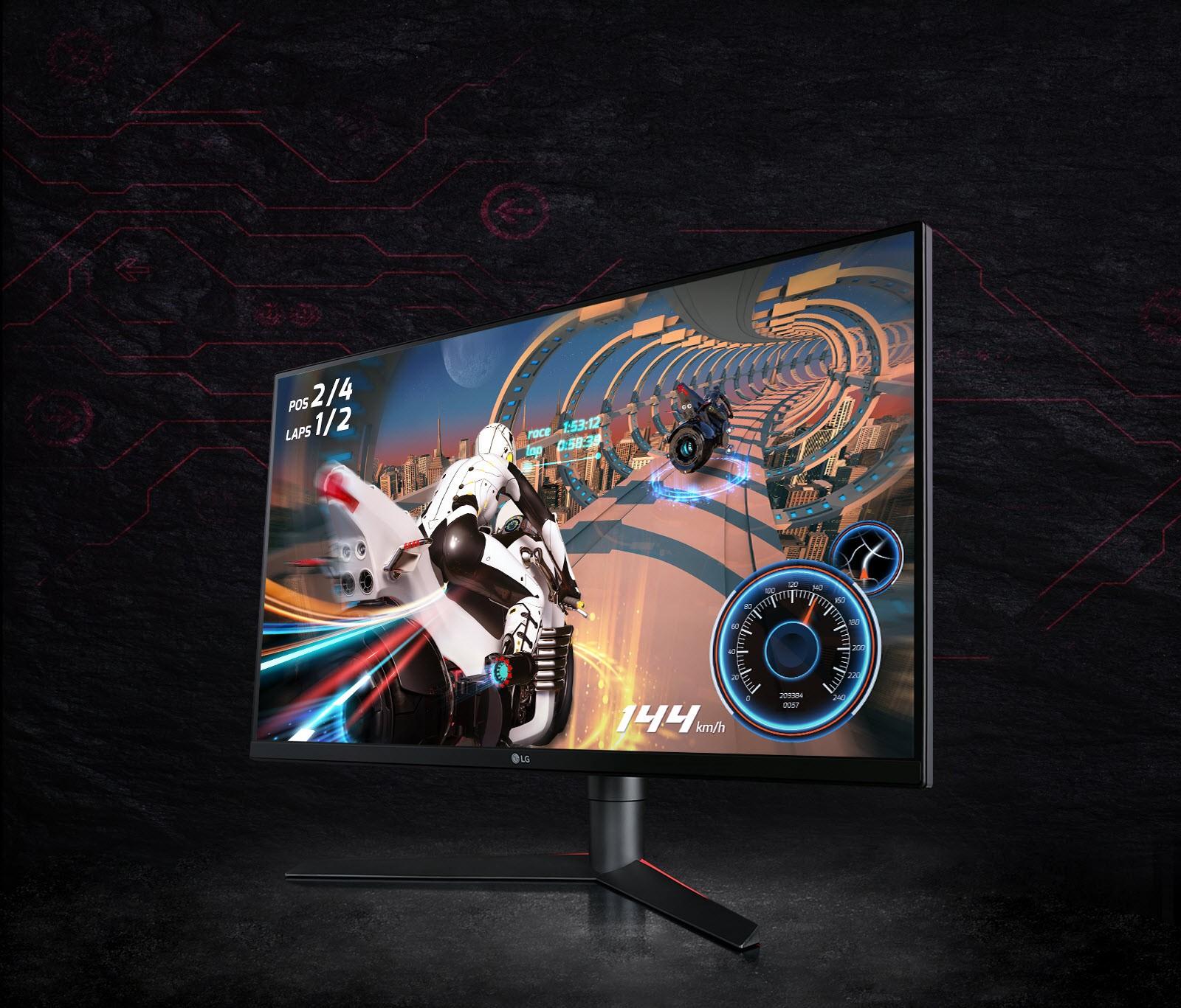 Màn hình LG 32GK650F-B chơi game đa năng