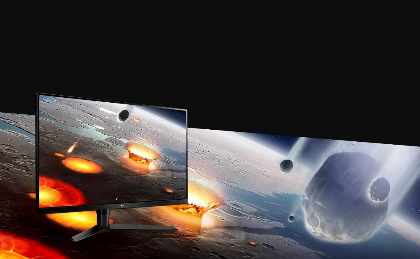 Màn hình LG 32GK650F-B QHD