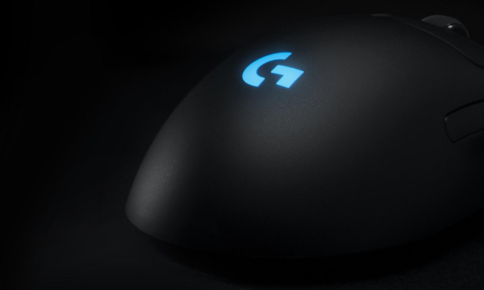 Chuột chơi game Logitech G Pro Wireless Gaming trang bị led có tính năng Lightsync tương thích với cả thiết bị Logitech khác