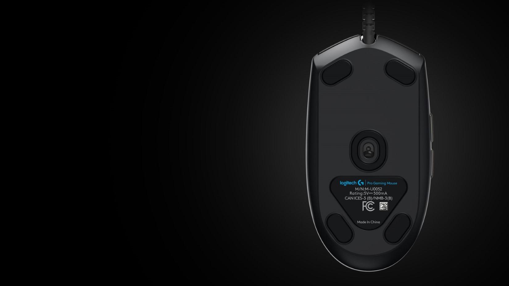 Chuột chơi game Logitech PRO HERO Gaming trang bị cảm biến Hero 16K tiên tiến nhất