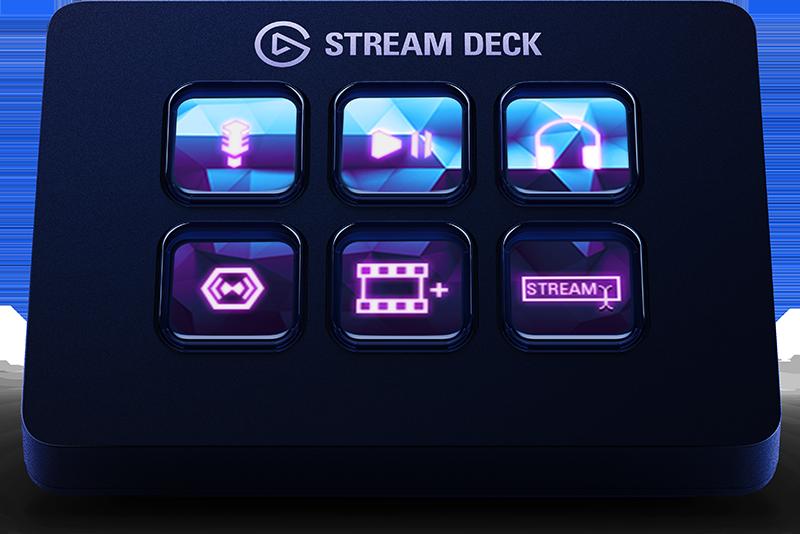 Màn hình phụ Stream Elgato Stream Deck Mini 4
