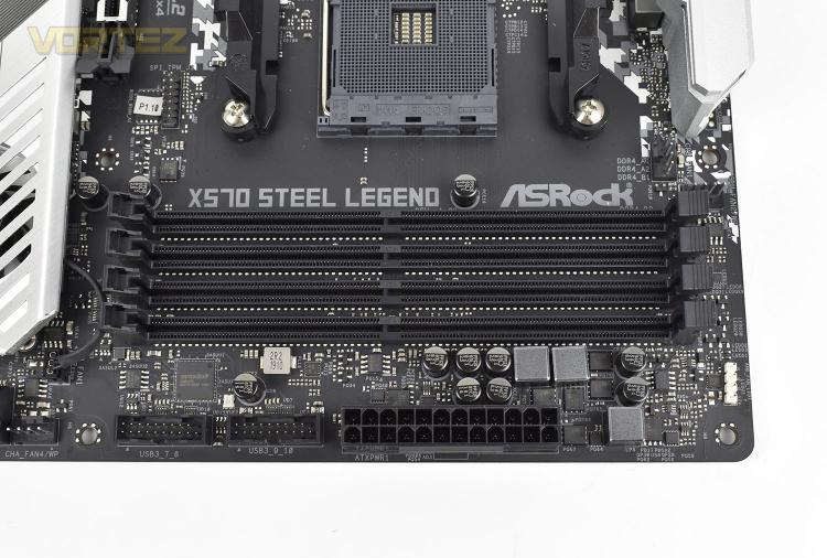 Mainboard ASROCK X570 Steel Legend