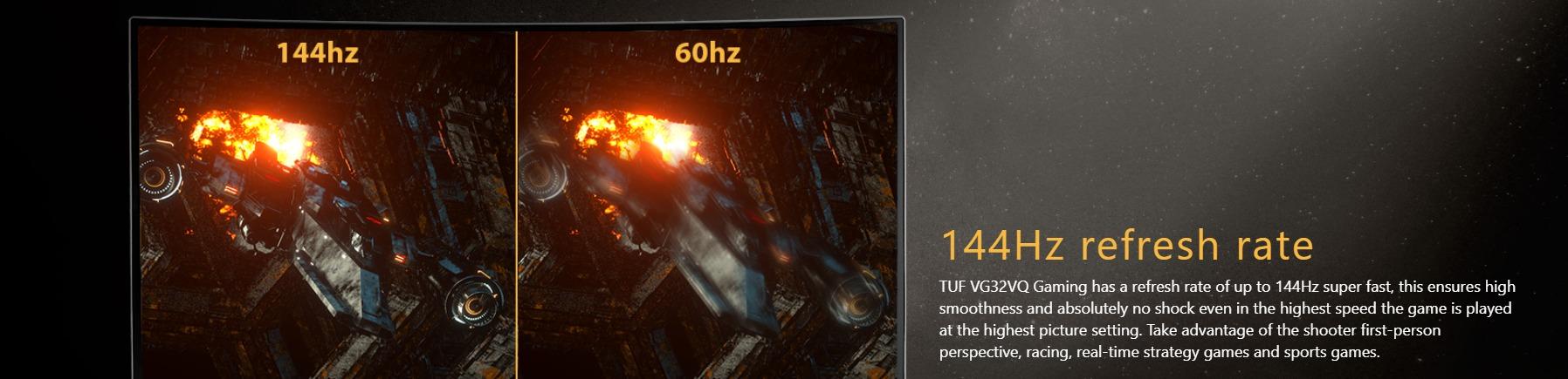 Màn hình Asus TUF VG32VQ 144hz