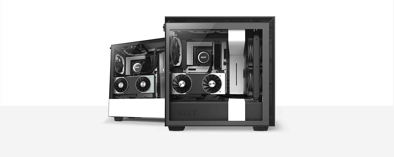 NZXT H510i Mass Effect Limited Edition (CA-H510B-ME) giới thiệu 9