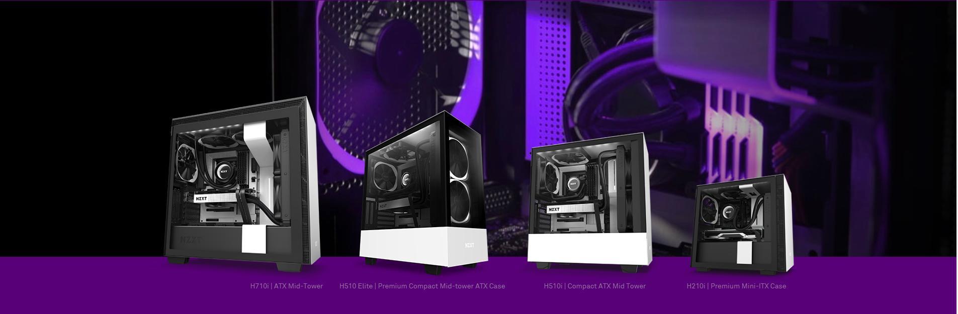 NZXT H510i Mass Effect Limited Edition (CA-H510B-ME) giới thiệu 4