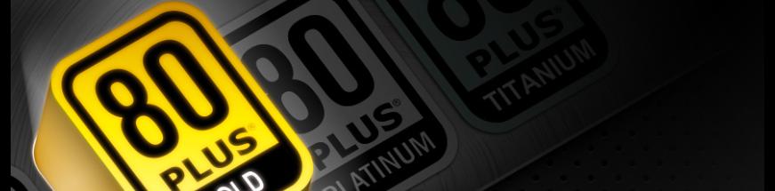 Nguồn FSP Power Supply HYDRO-GE Series Model HGE650 Active PFC (80 Plus Gold/Full Modular/ ATX/Màu Đen) giới thiệu 80 plus gold