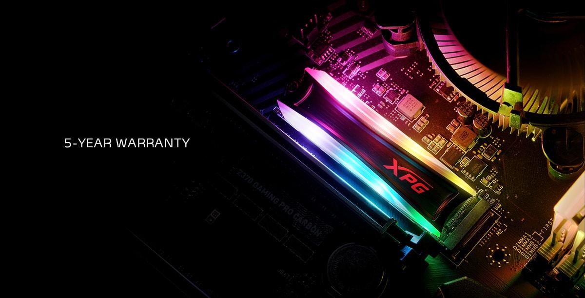 SSD Adata XPG SPECTRIX S40G RGB