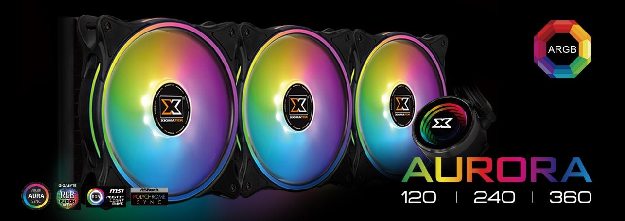 Giới thiệu Tản nhiệt nước Xigmatek Aurora 240