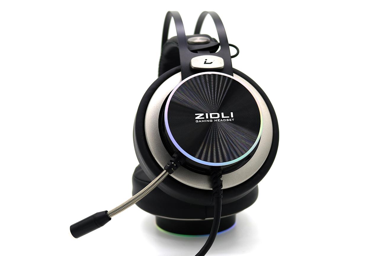 Tai nghe Zidli ZH20 7.1 Led RGB USB trang bị micro đa hướng