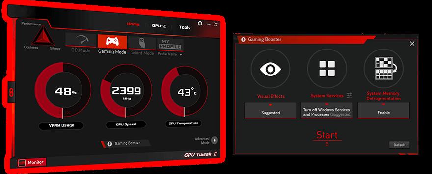 Card màn hình ASUS TUF GAMING X3 Radeon RX 5700 OC Edition-8G