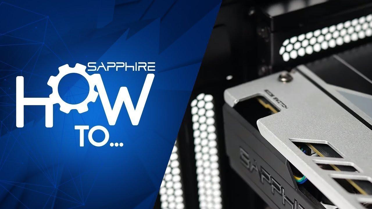 Card màn hình SAPPHIRE Pulse RX 5700 XT