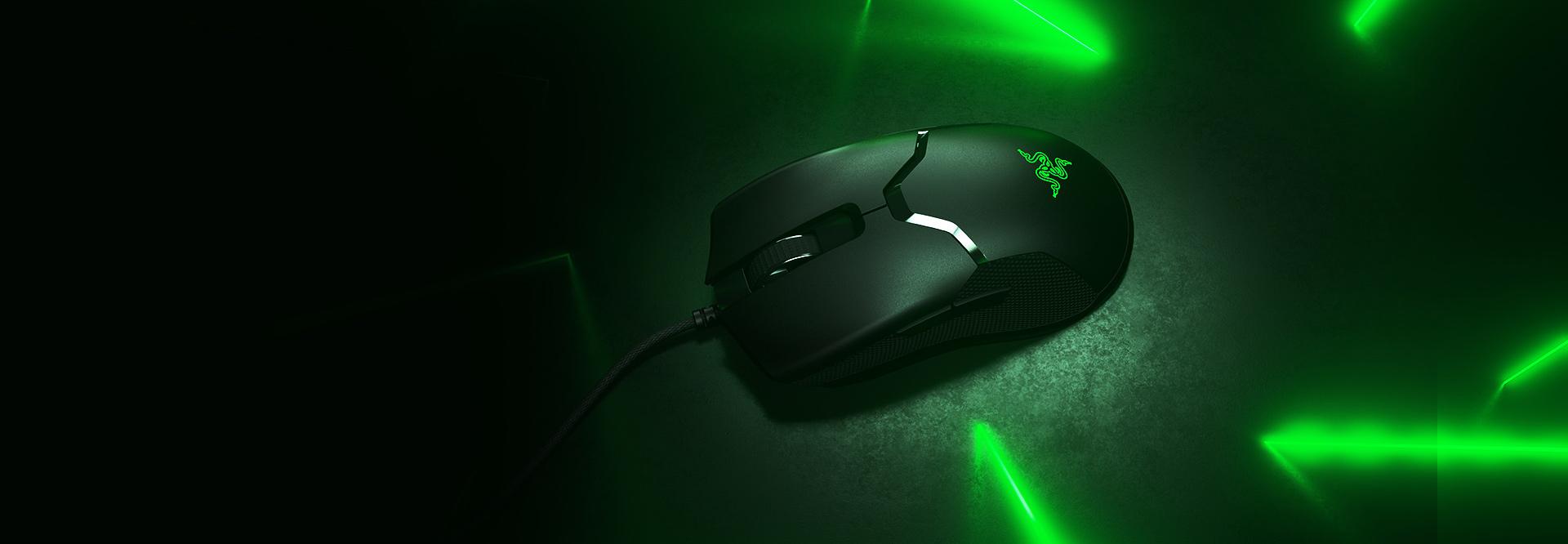 Chuột chơi game Razer Viper Gaming sử dụng mắt đọc 5G cho độ chính xác cực cao