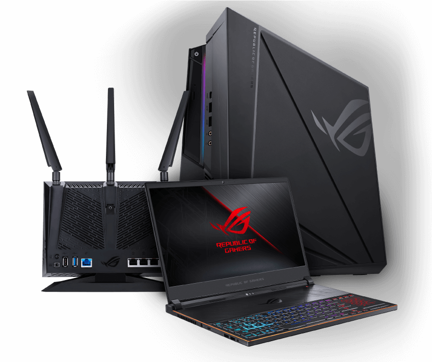 Router wifi Gaming ASUS ROG Rapture GT-AC29001