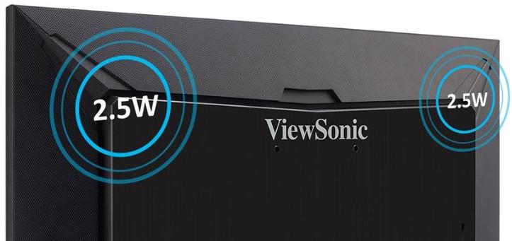 Màn hình Viewsonic VX2758-2KP-MHD-5