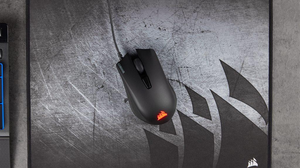 Giới thiệu Chuột chơi game Corsair Harpoon RGB PRO (CH-9301111AP)