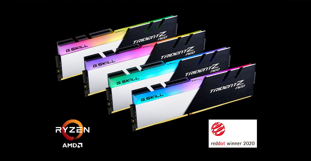 RAM Desktop Gskill Trident Z Neo