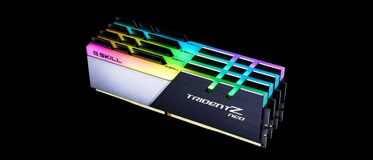 Ram Desktop Gskill Trident Z Neo RGB