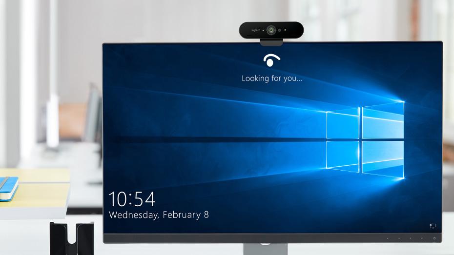 Webcam Logitech BRIO Ultra HD Pro 2