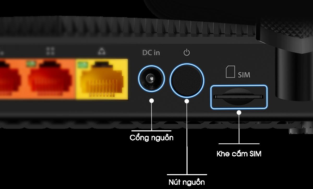 Bộ phát Wifi di động 4G Totolink LR1200E, băng tần kép AC1200 5