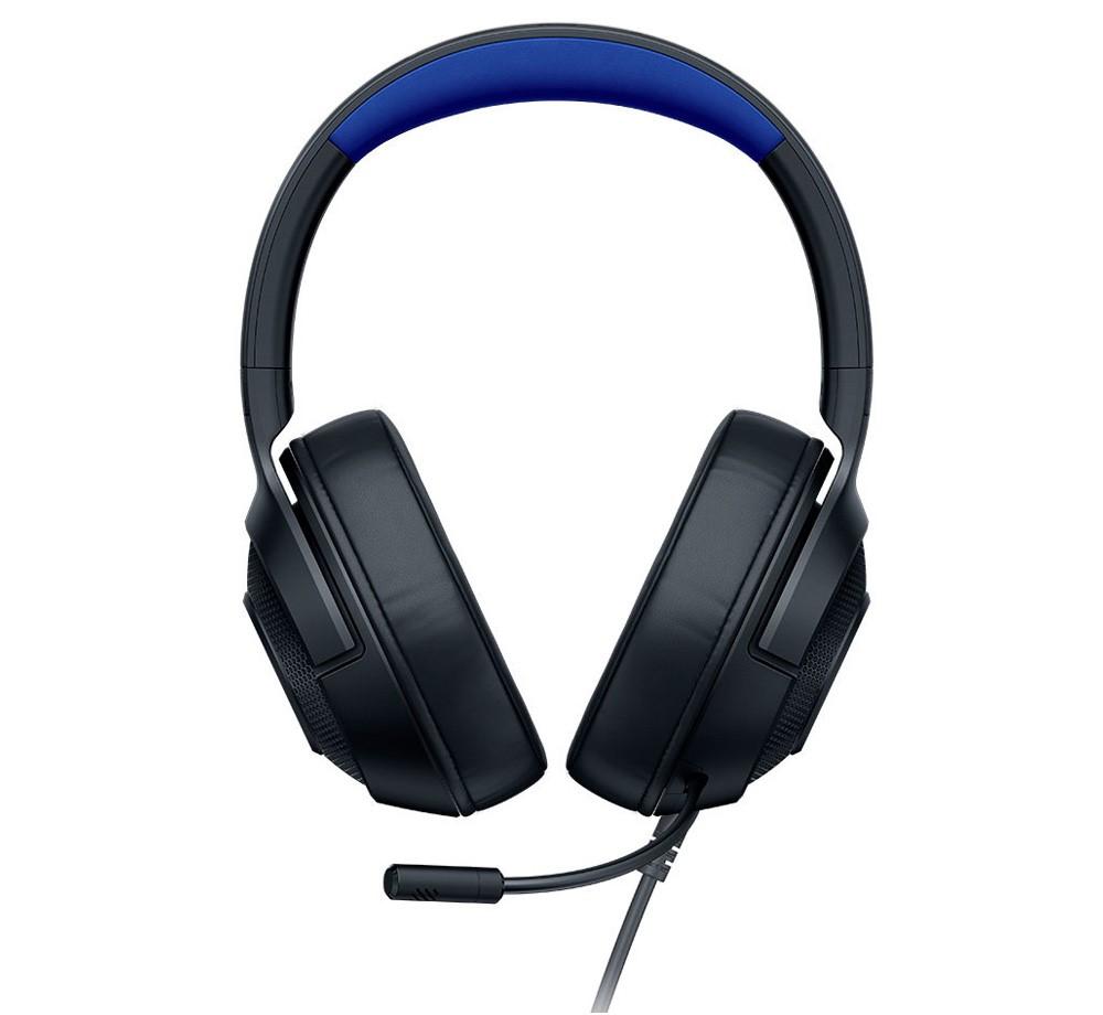 Tai nghe Razer Kraken X for Console – Multi-Platform Wired Gaming Headset RZ04-02890200-R3M1 tích hợp âm thanh vòm