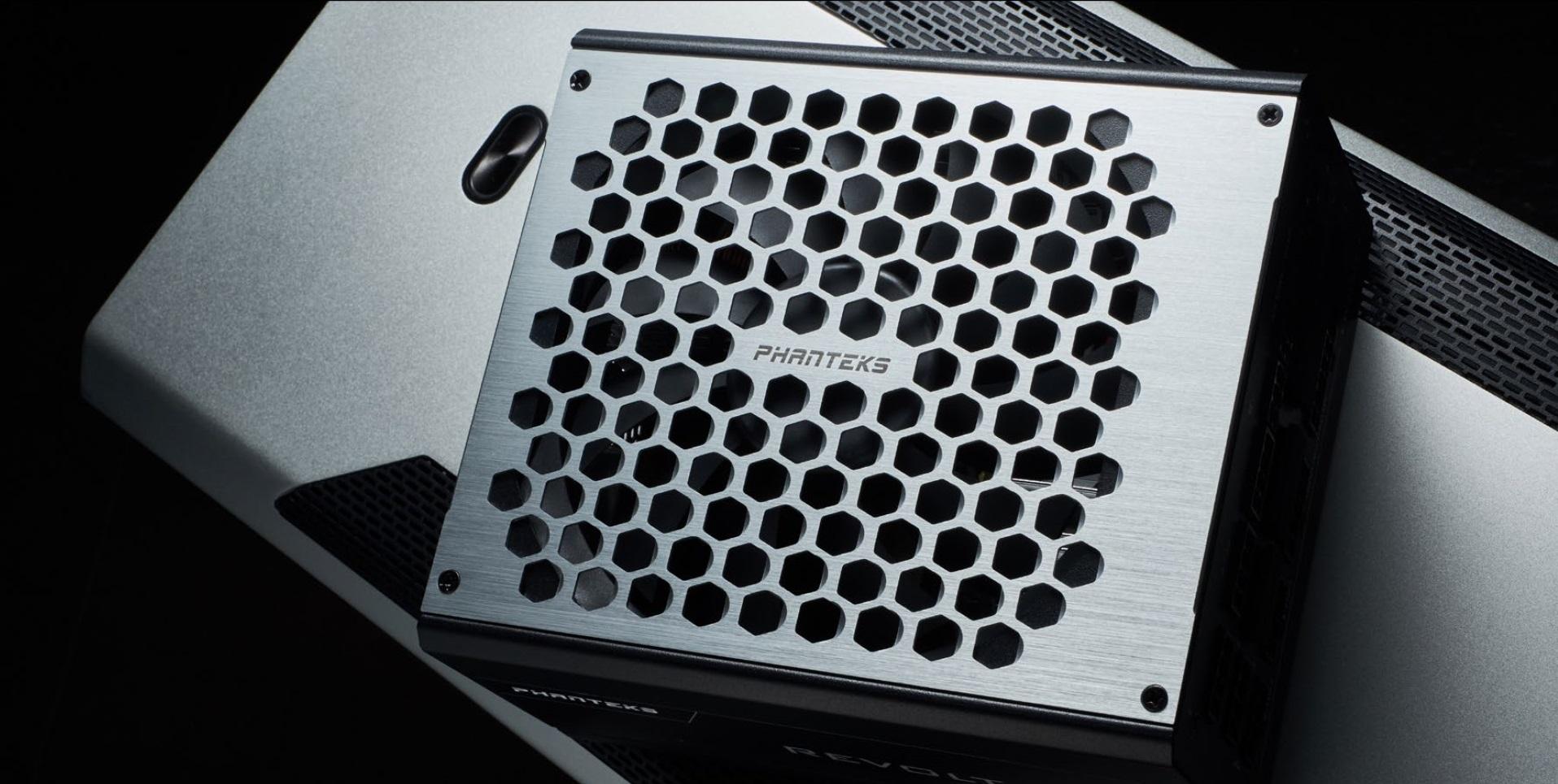 Phanteks Enthoo Evolv X ATX Case, Tempered Glass Window - Black cải tiến hệ thống làm mát