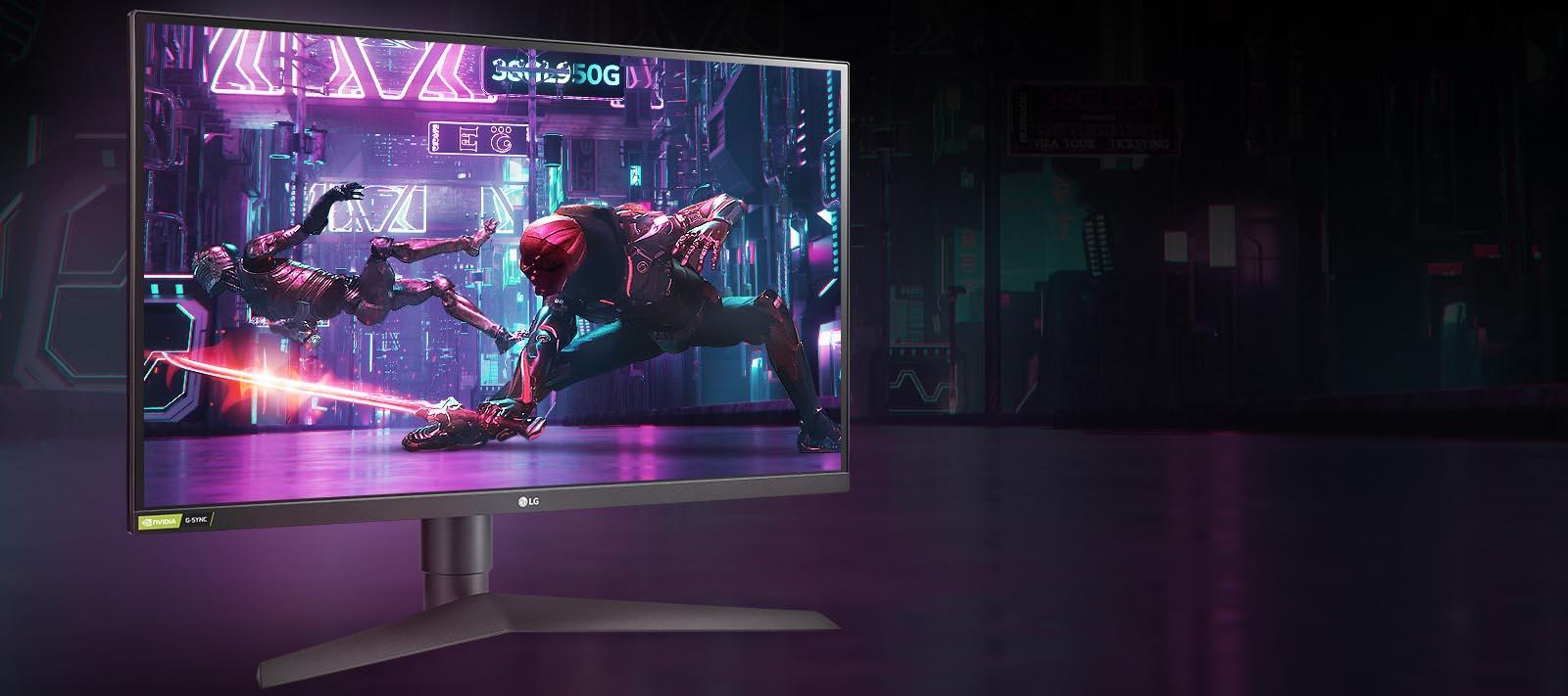 Màn hình LG 27GL850-B màn hình trong mơ