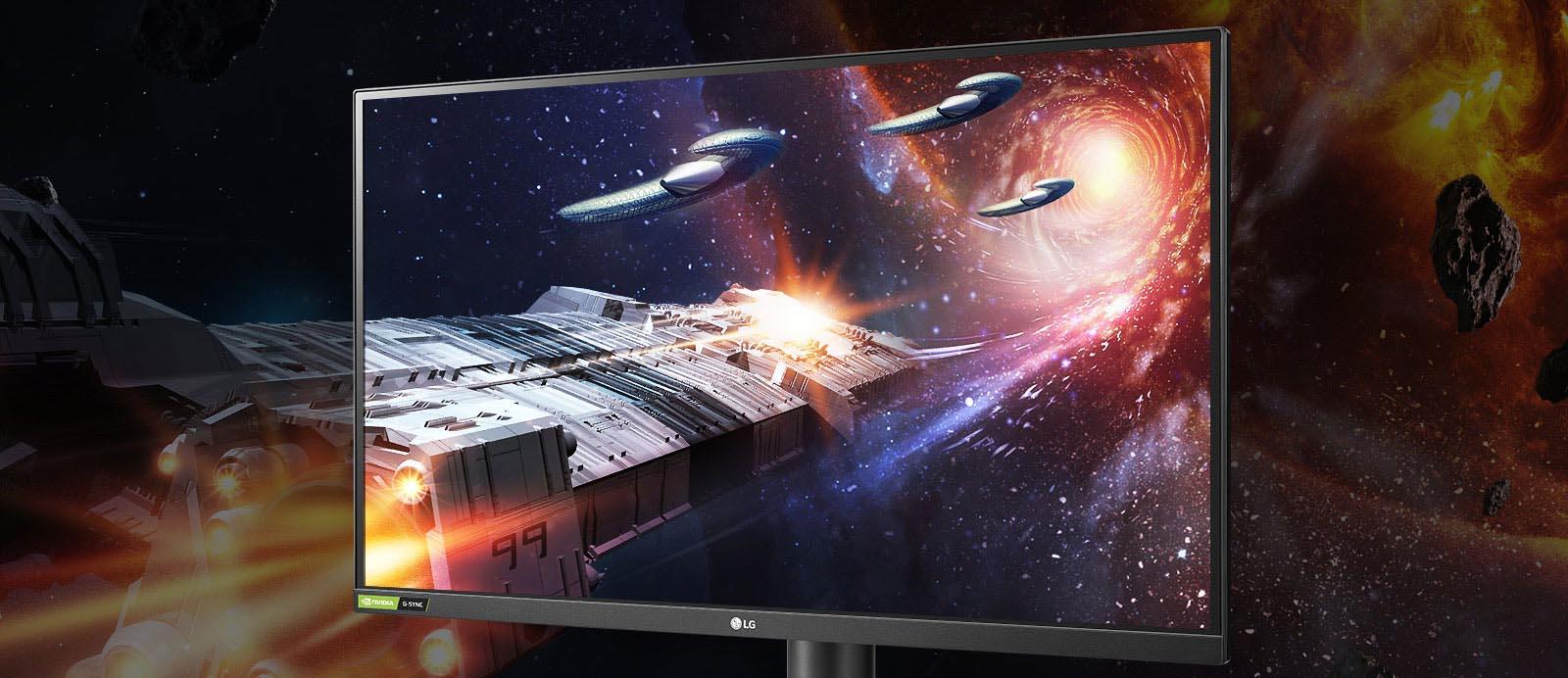"27GL850-B.CTN-27"" Class UltraGear™ Nano IPS 1ms Gaming"