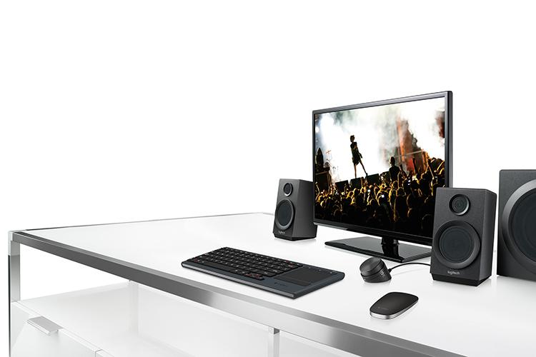 Loa Logitech Z333 âm thanh trong trẻo thích hợp cho mọi nhu cầu giải trí