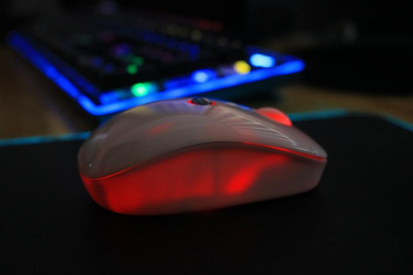 Chuột không dây Newmen Wireless F201G White dễ dàng tương thích với nhiều loại máy tính