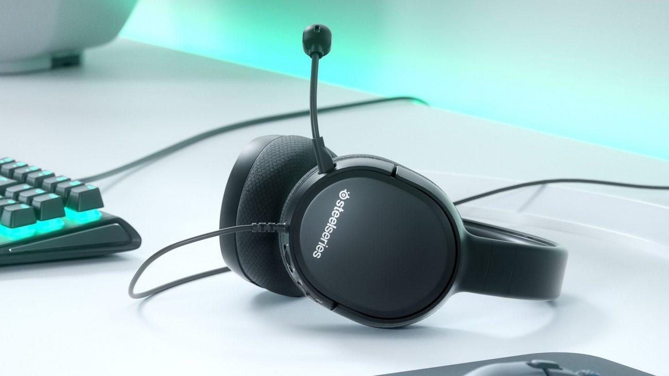 Tai nghe không dây Steelseries Arctis 1 61512 có thể sử dụng với dây cáp