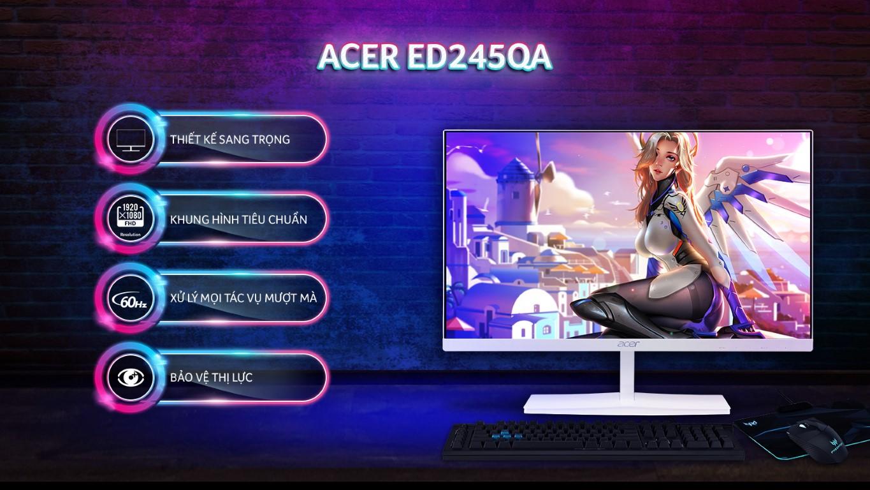 Màn hình Acer ED245QA-1