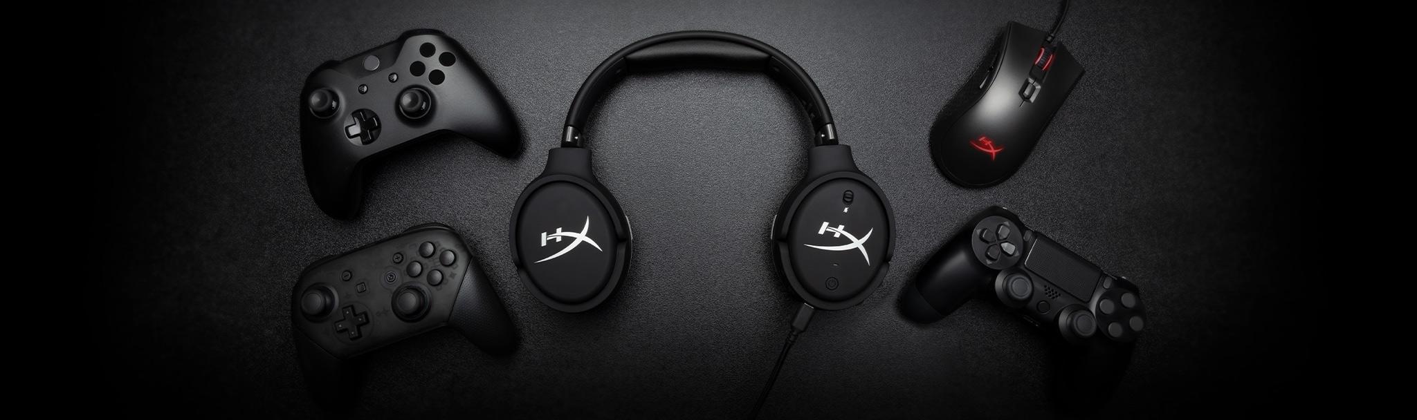 Tai nghe Kingston HyperX Cloud Orbit S Gaming Black (HX-HSCOS-GM/WW) tương thích với nhiều thiết bị khác nhau
