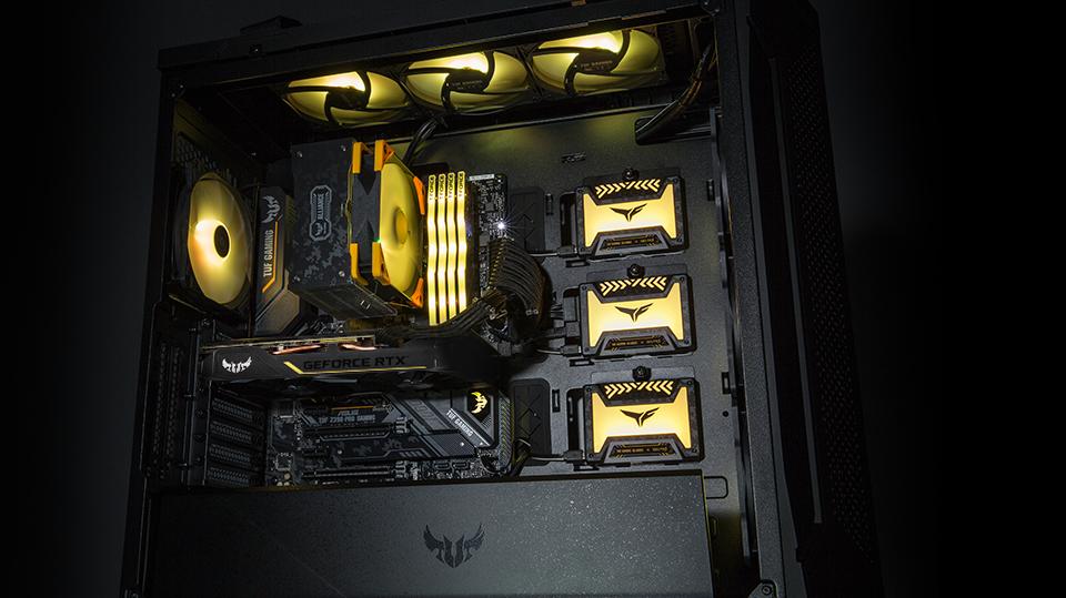 Card màn hình ASUS TUF3 GTX 1660 Super-A6G GAMING