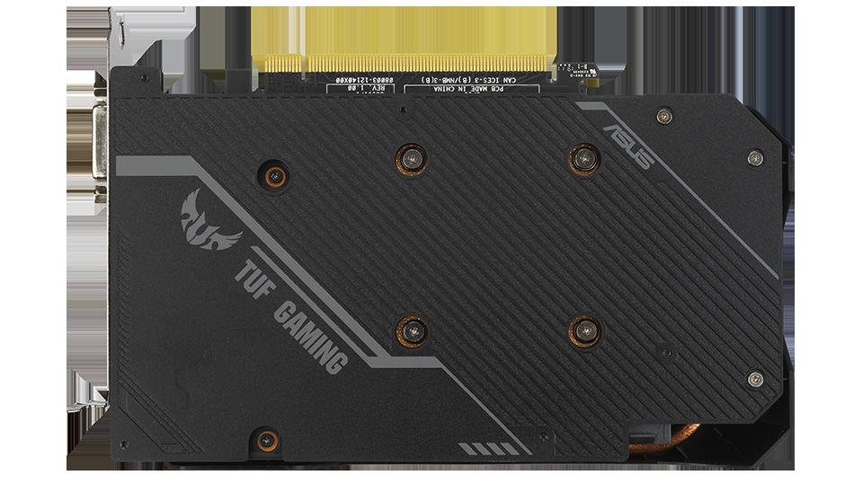 Card màn hình ASUS TUF GTX 1660 Super-O6G GAMING
