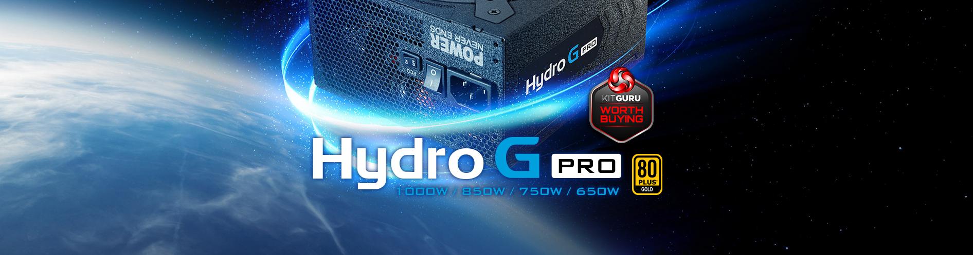 Nguồn FSP Power Supply HYDRO G PRO Series Model HG2-750 Active PFC (80 Plus Gold/Full Modular/Màu Đen) giới thiệu