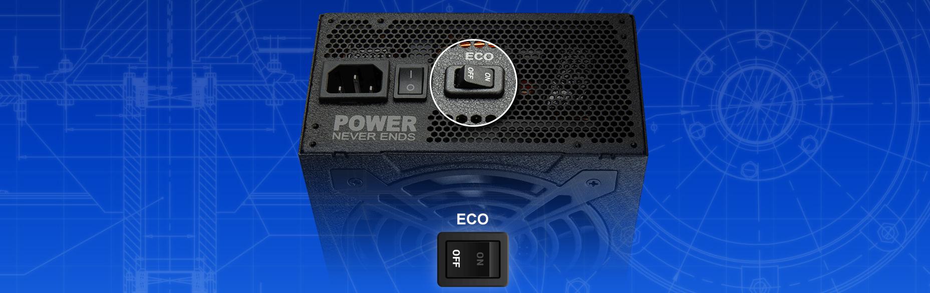 Nguồn FSP Power Supply HYDRO G PRO Series Model HG2-750 Active PFC (80 Plus Gold/Full Modular/Màu Đen) giới thiệu 3