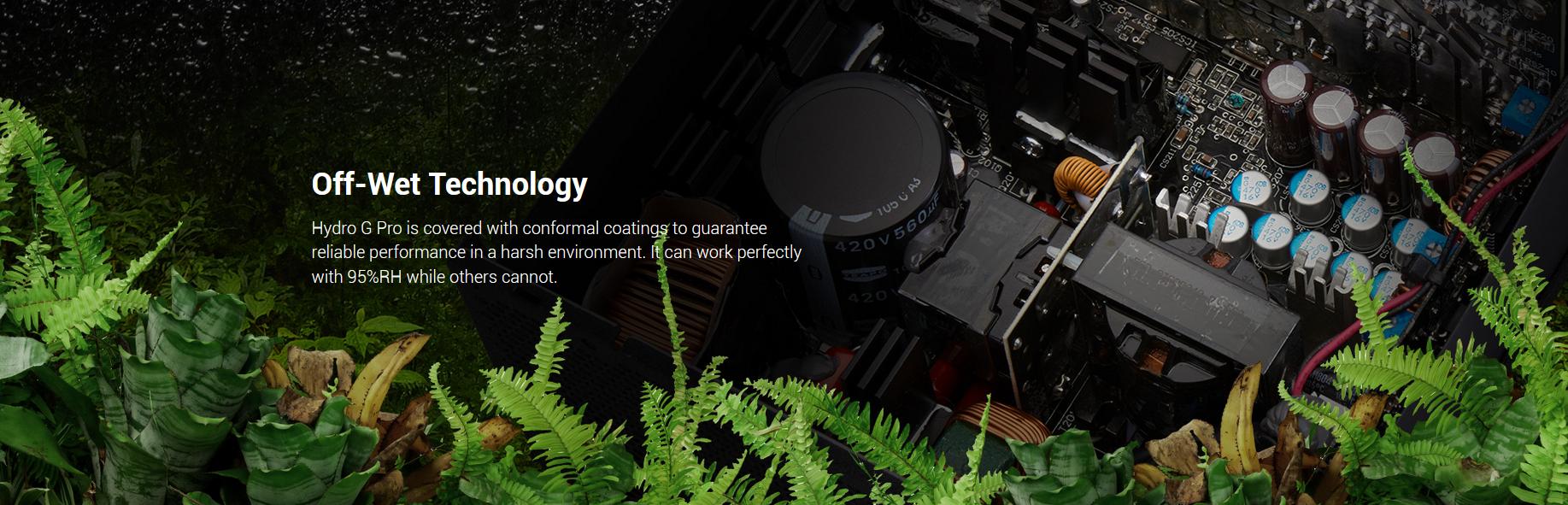 Nguồn FSP Power Supply HYDRO G PRO Series Model HG2-750 Active PFC (80 Plus Gold/Full Modular/Màu Đen) giới thiệu 5