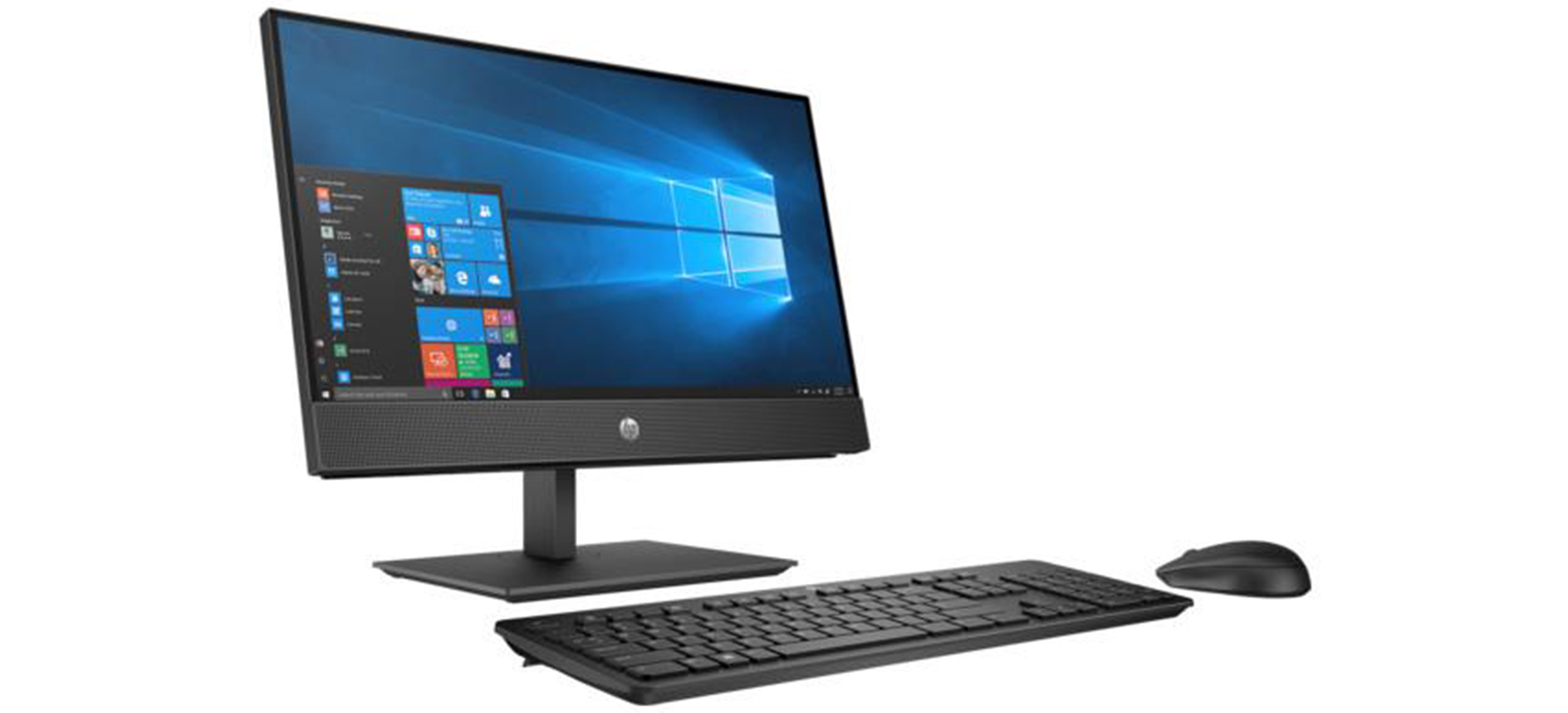 PC HP All in One ProOne 600 G6