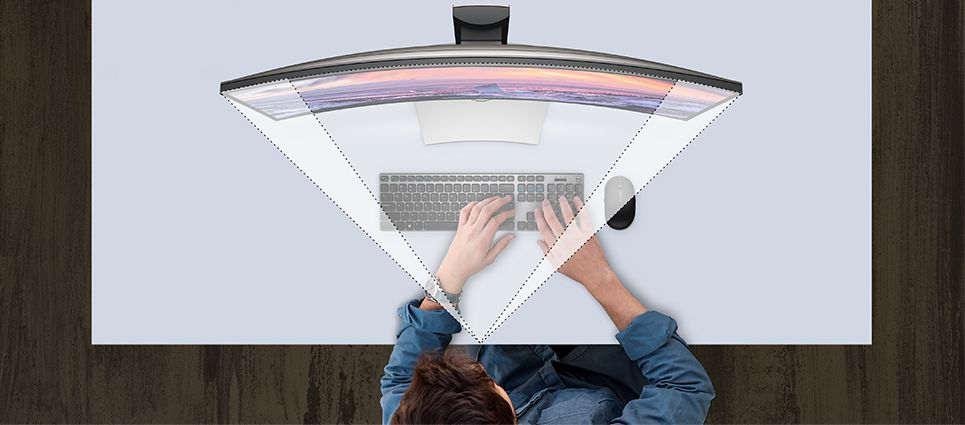Màn hình Dell UltraSharp U3419W