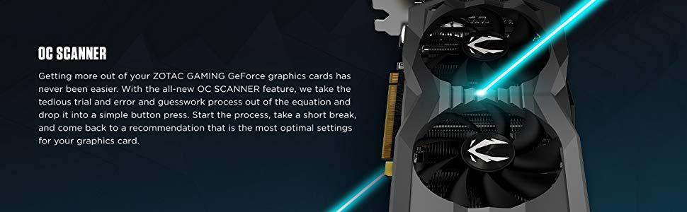 Card màn hình ZOTAC RTX 2060