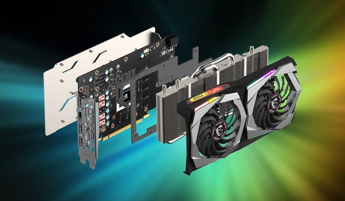 Card màn hình MSI GTX 1650 Super GAMING X
