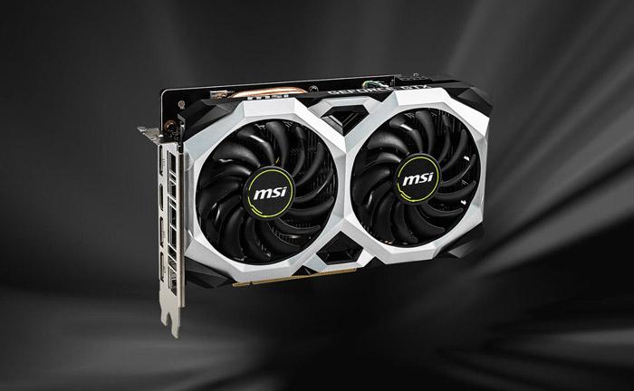 Card màn hình VGA MSI GeForce GTX 1650 SUPER VENTUS XS OC